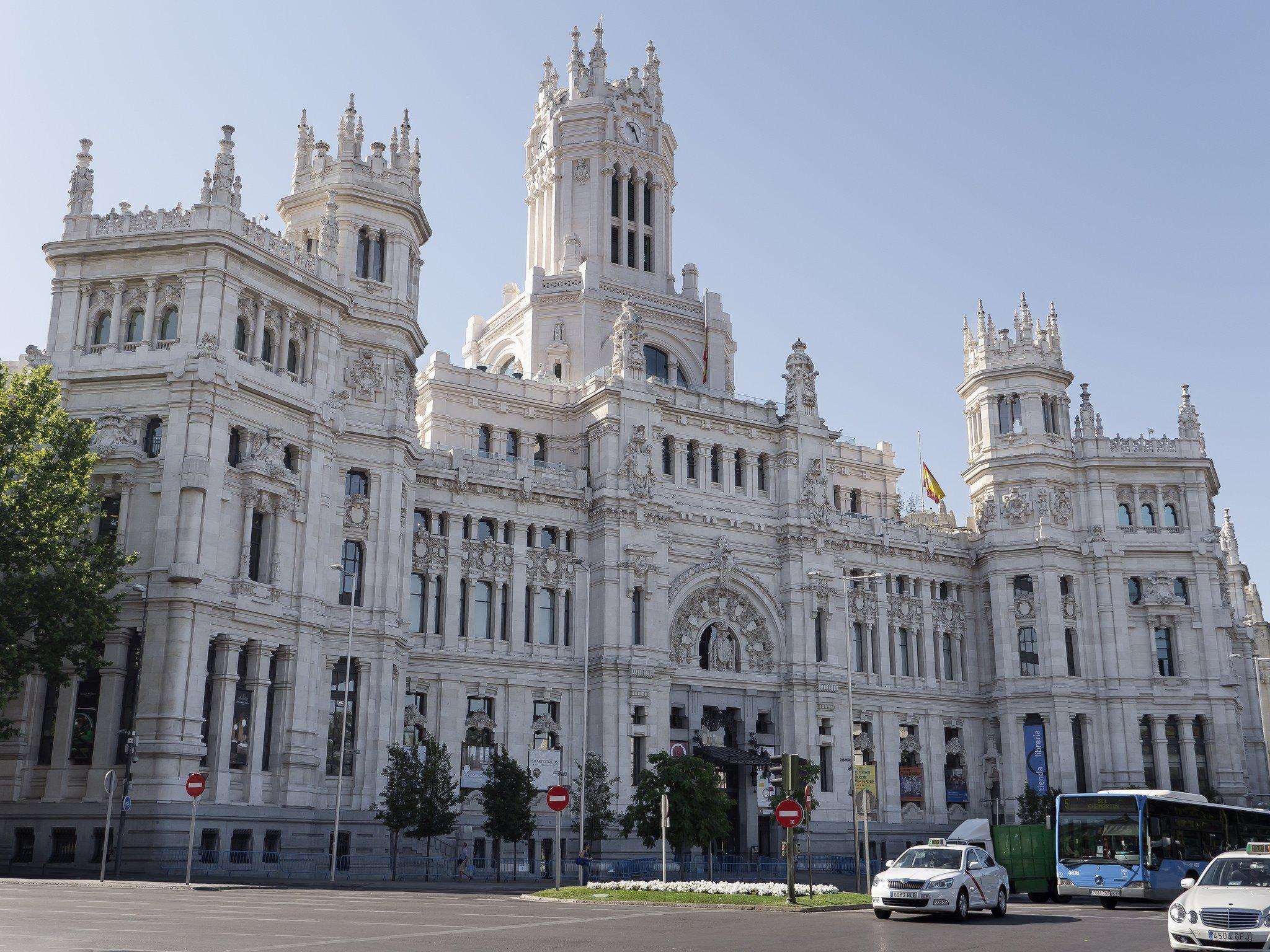 Сибелес - достопримечательность Мадрида