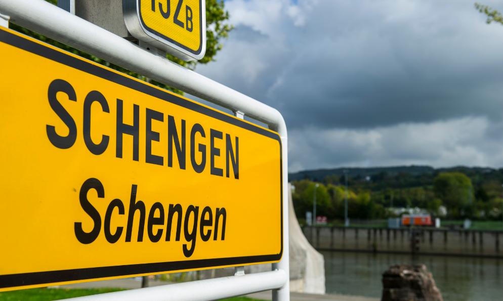 По Европе без Шенгена