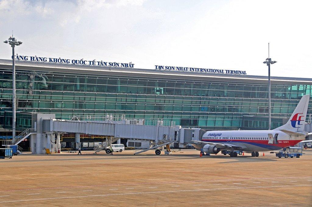 Аэропорт Tan Son Nhat