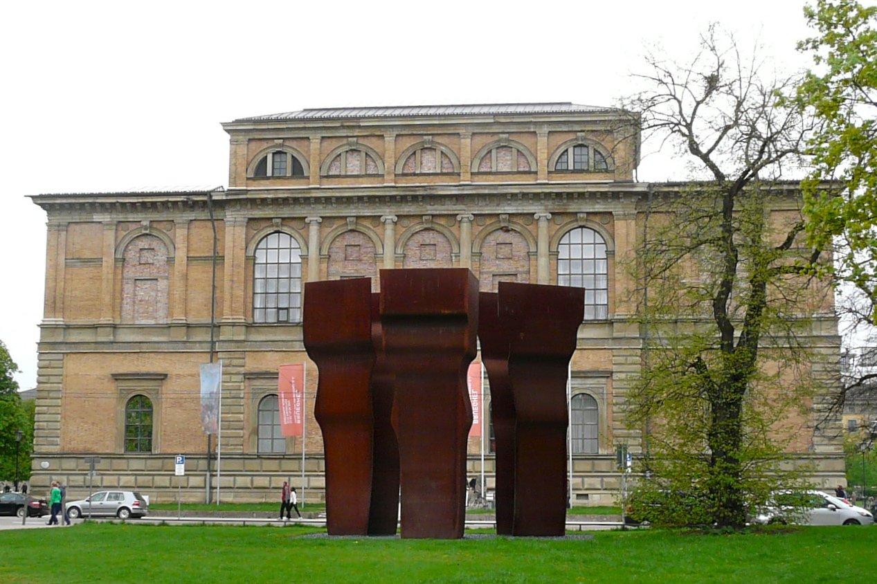 Пинакотека в Мюнхене