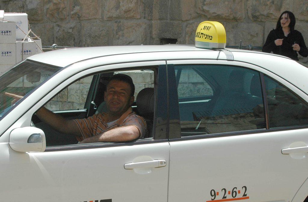 Трансфер на такси из Эйлата в Иерусалим - недешевый вариант!
