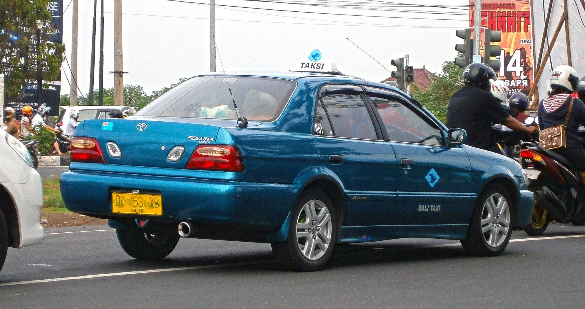 Заказ такси во Вьетнаме