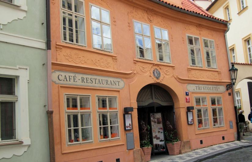 Tri Stoleti Cafe