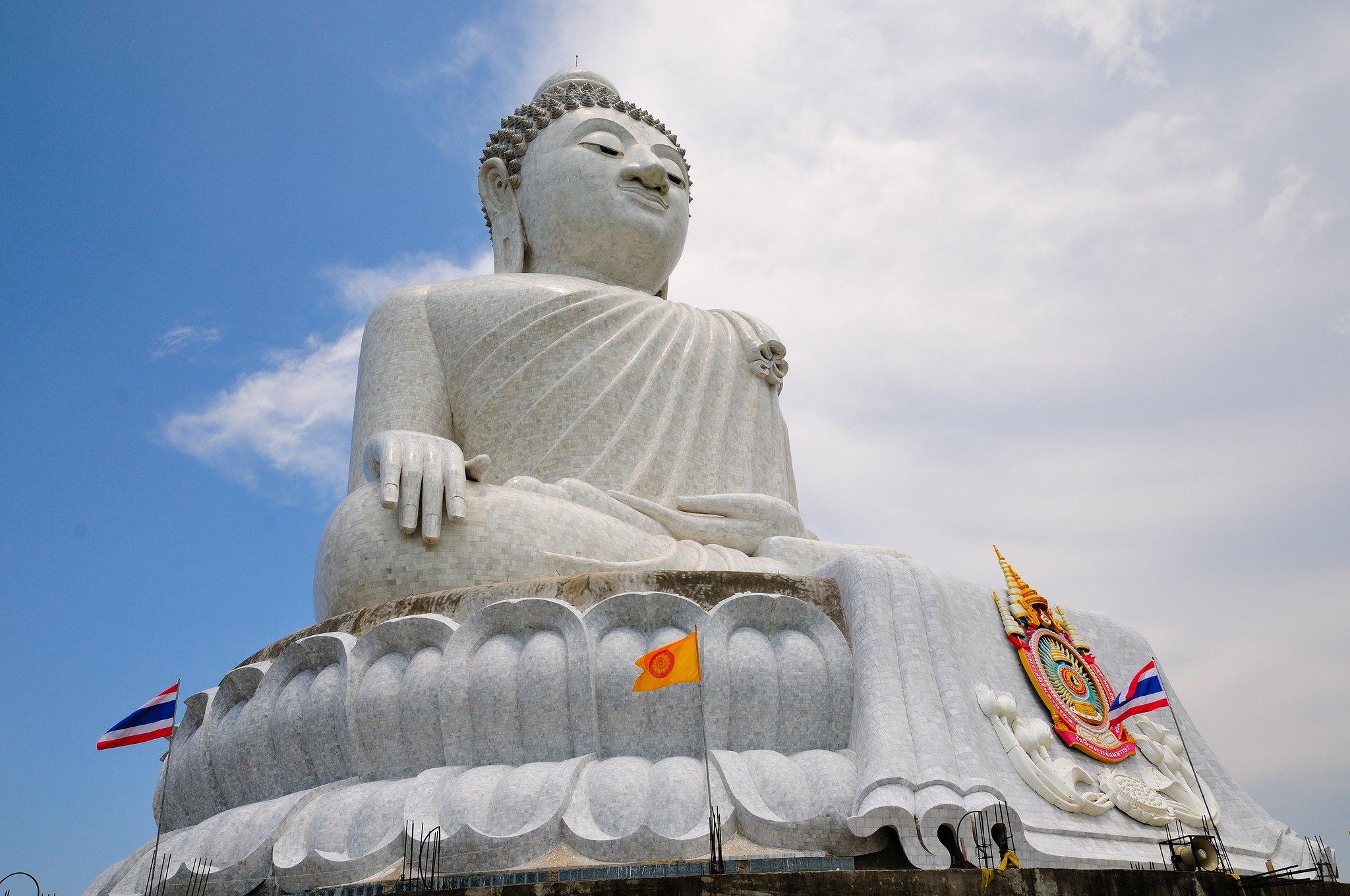 Фото Большого Будды в Пхукете