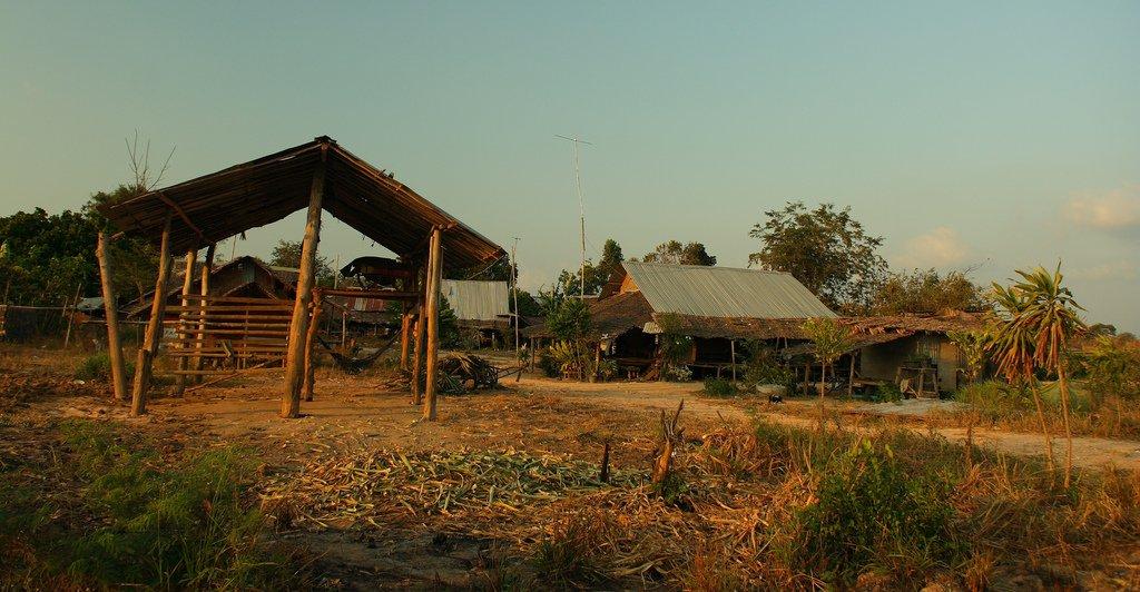 Деревня в Тайланде