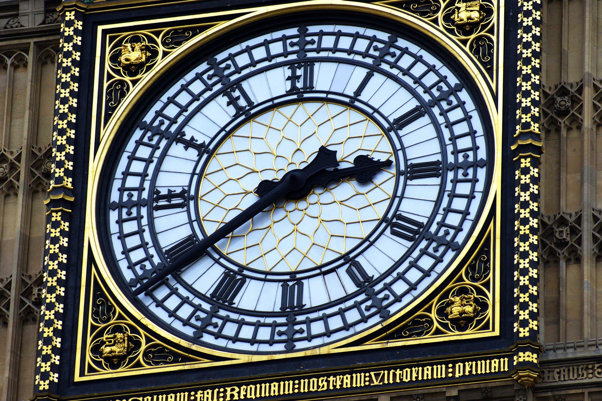 Часы Биг Бена