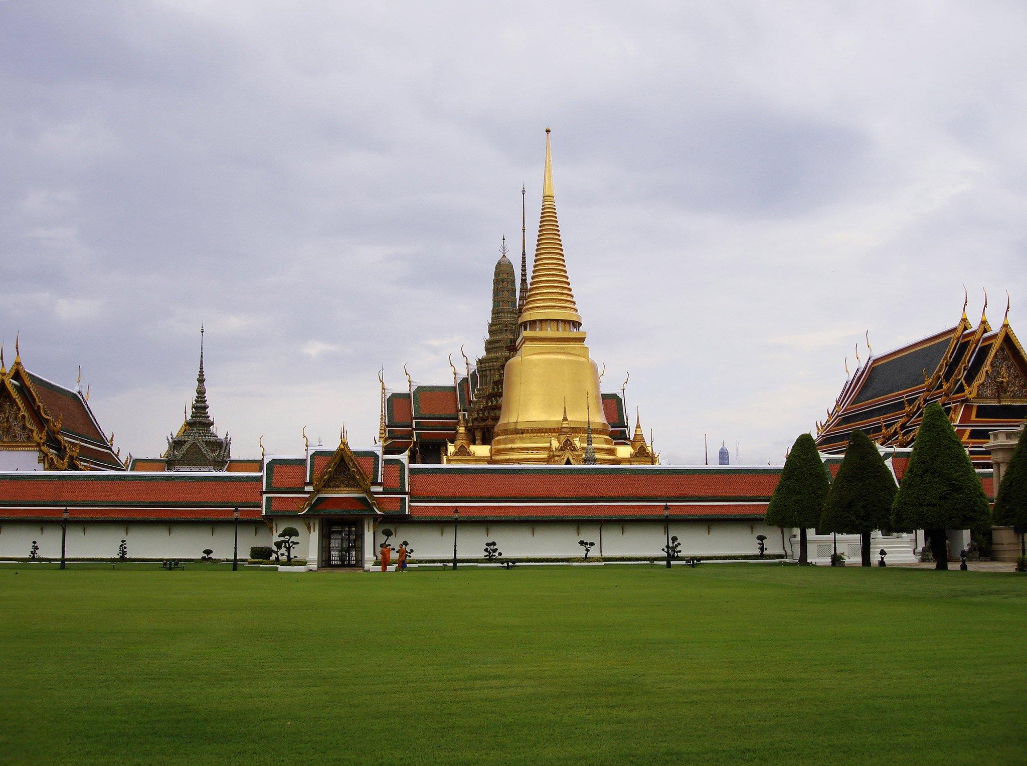 Храм Ват Пхра Кео