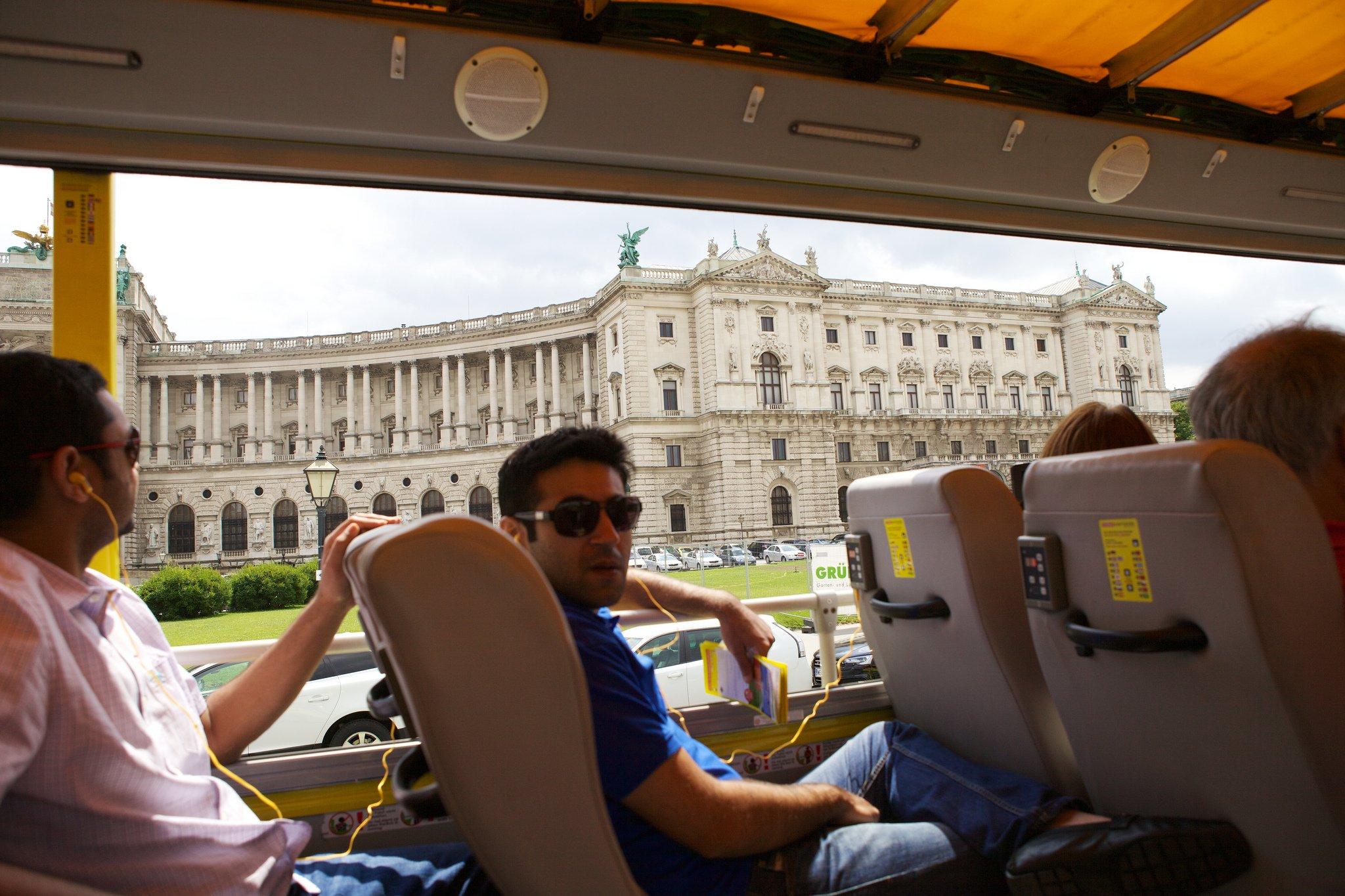 Автобус в Вене
