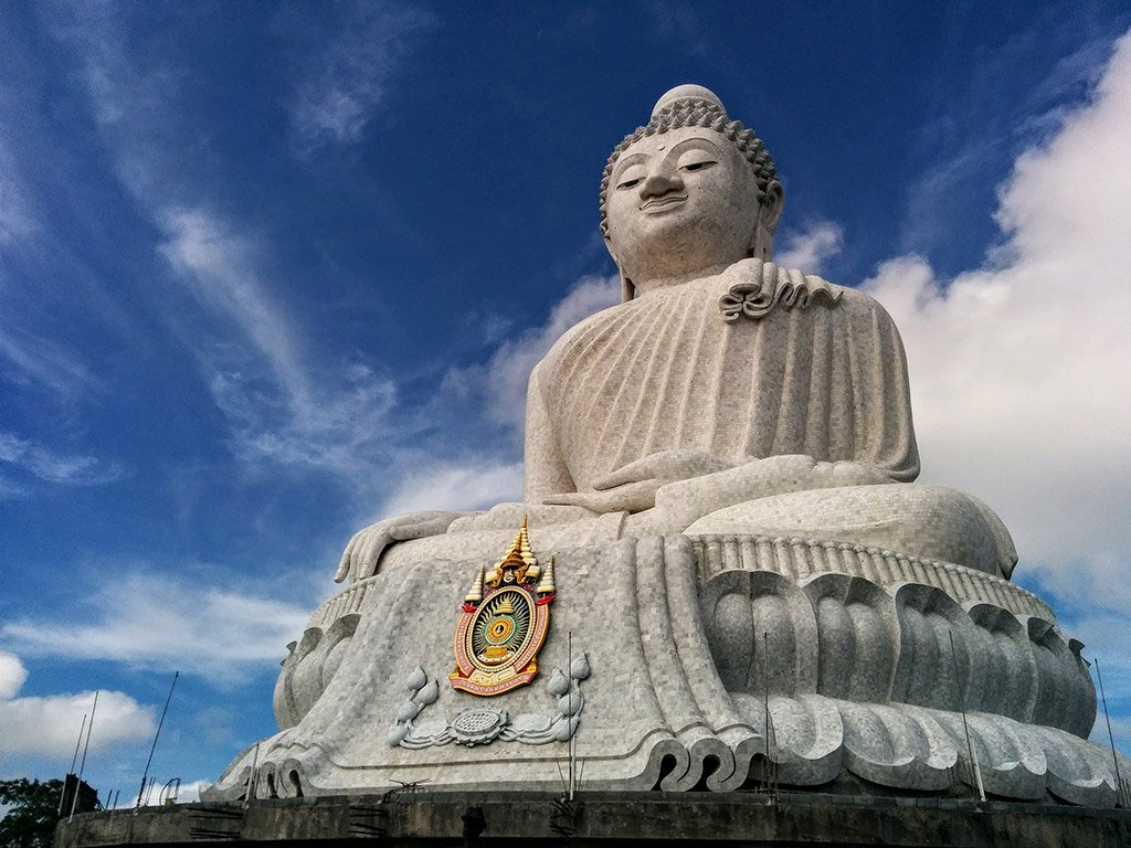 Белоснежный Будда