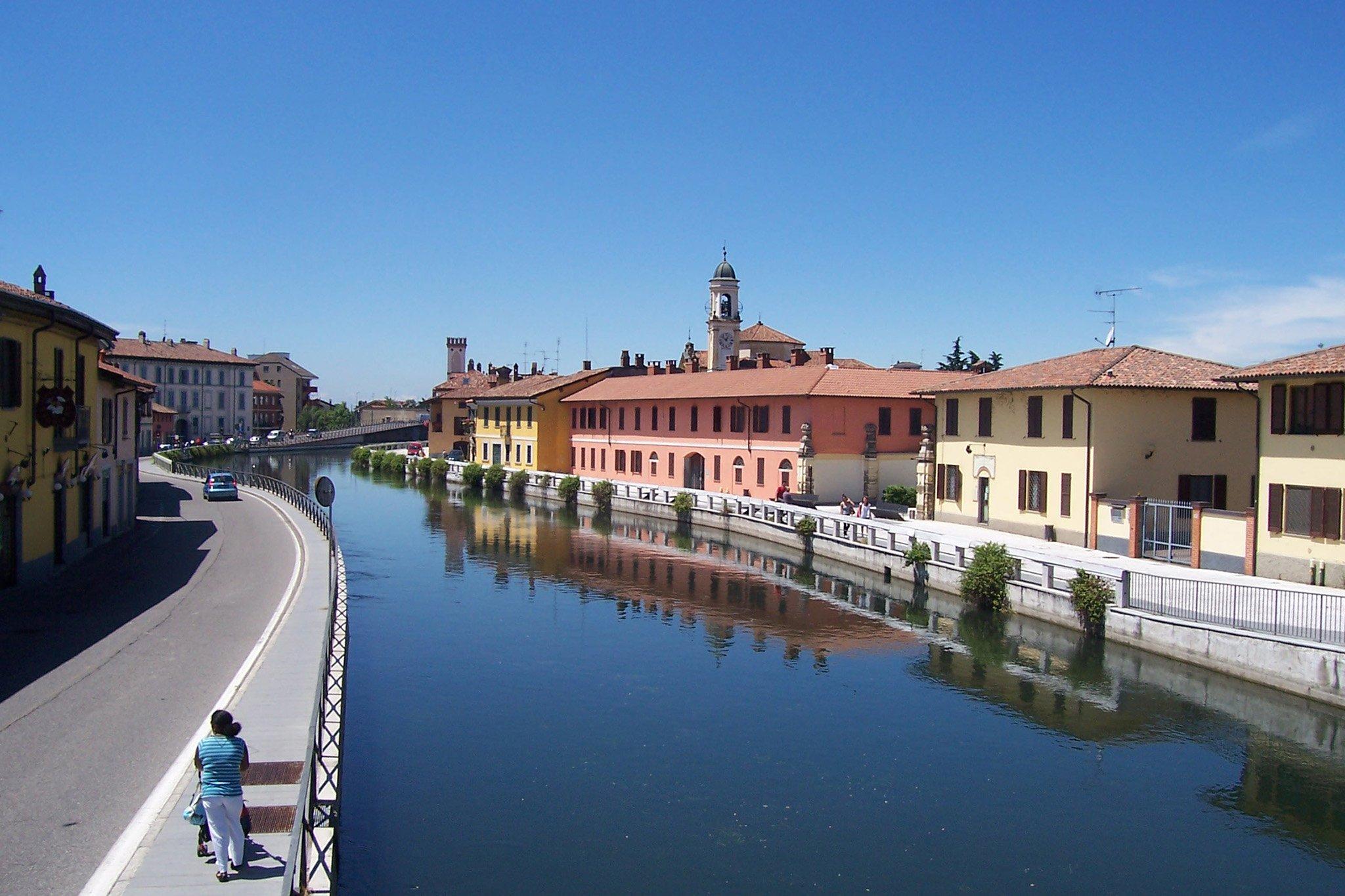Каналы Навильи Ломбарди