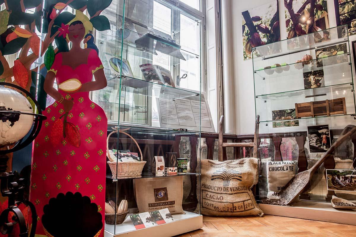 Музей какао и шоколада