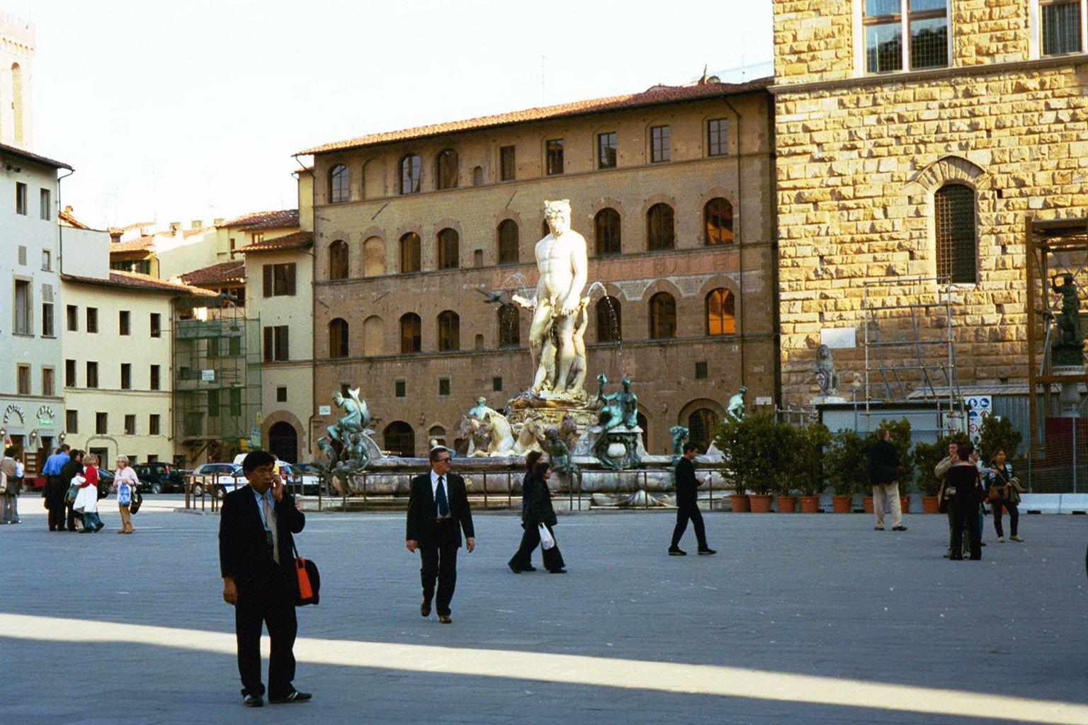 Памятники Флоренции