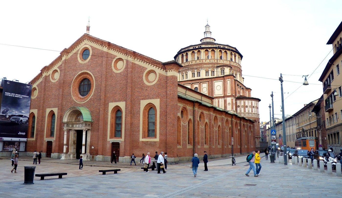 Церковь Санта-Мария делла Грация
