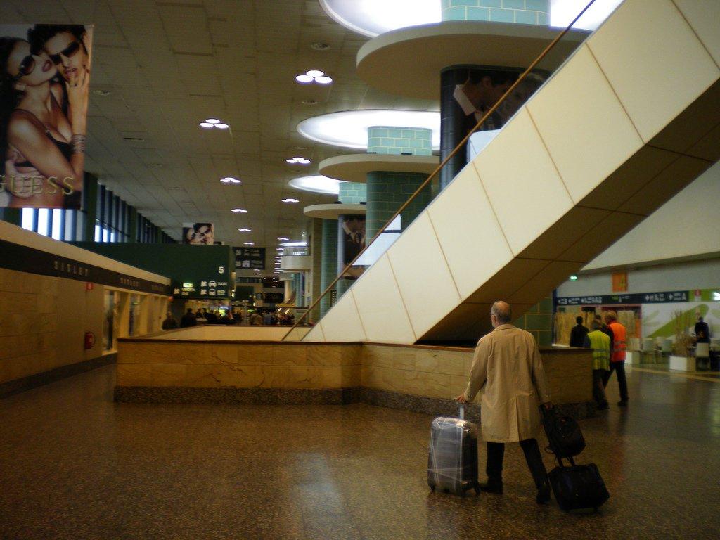 Аэровокзал Мальпенса