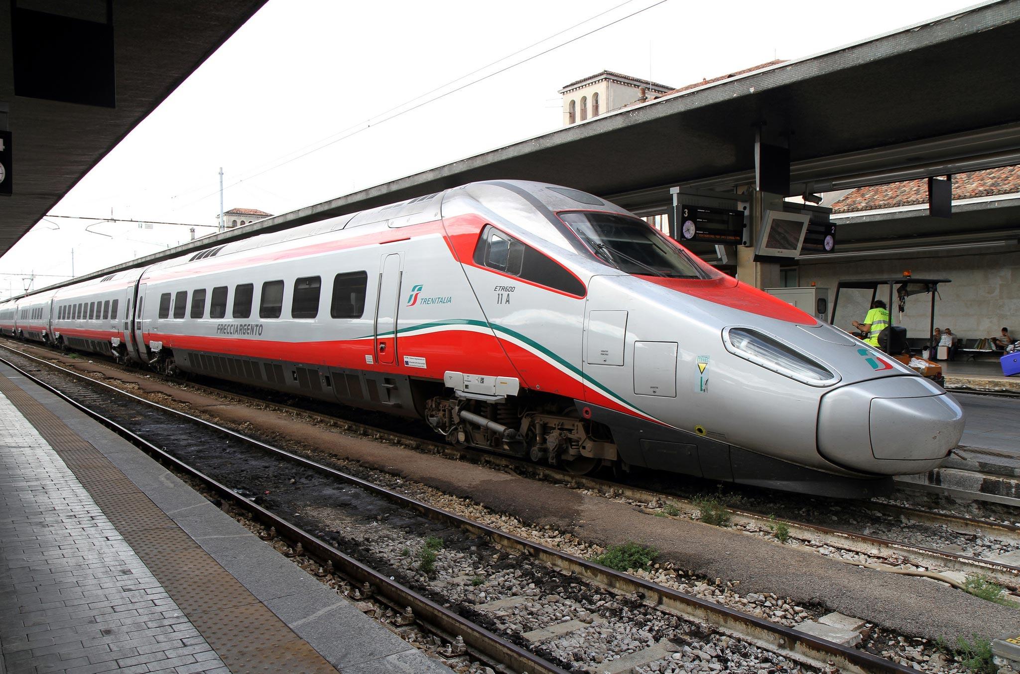 Поезд из Рима