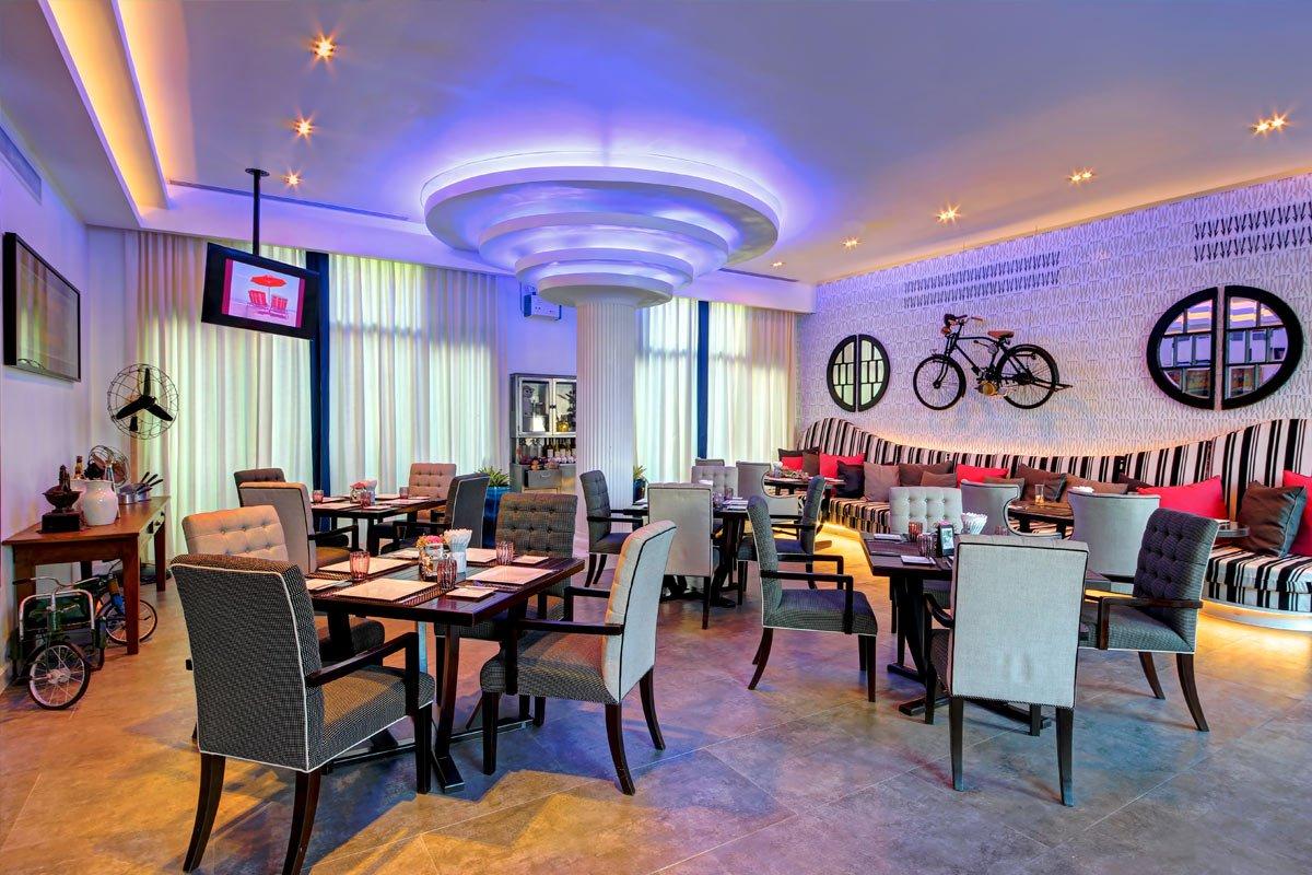 Ресторан в Паттайе