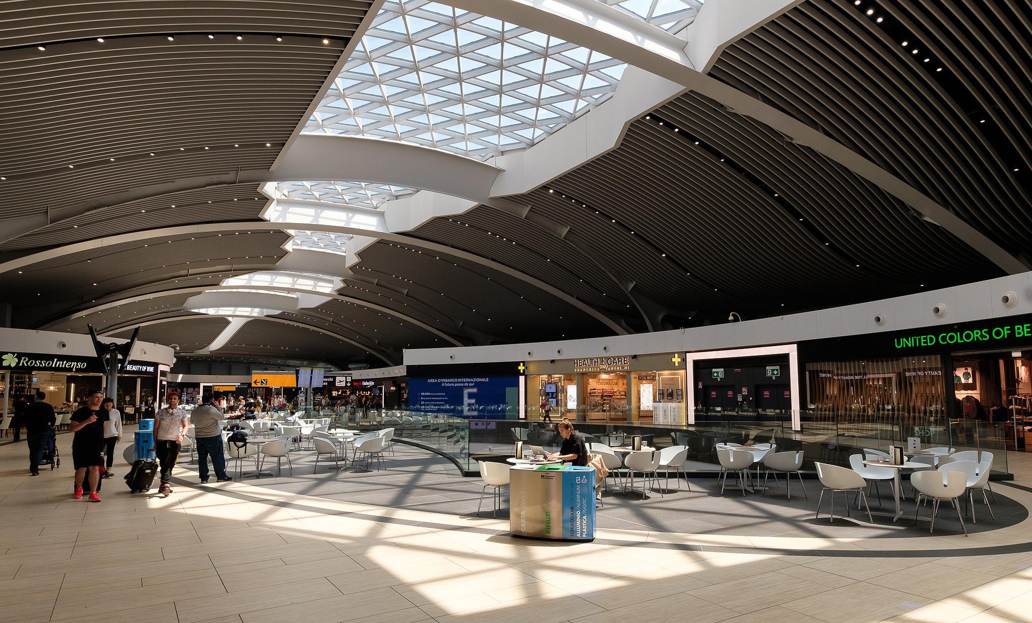 Римский аэропорт