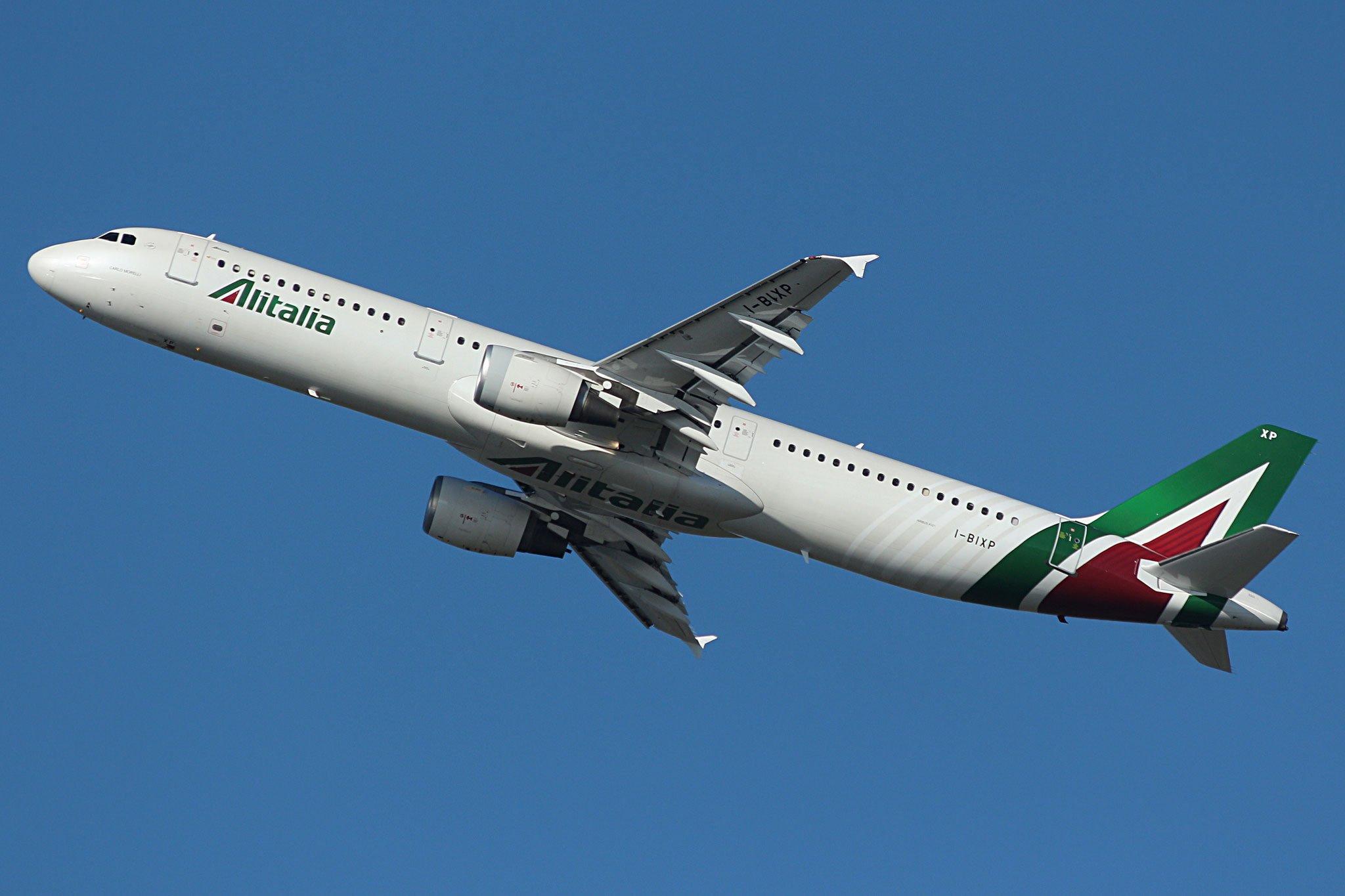 Самолет в Венецию