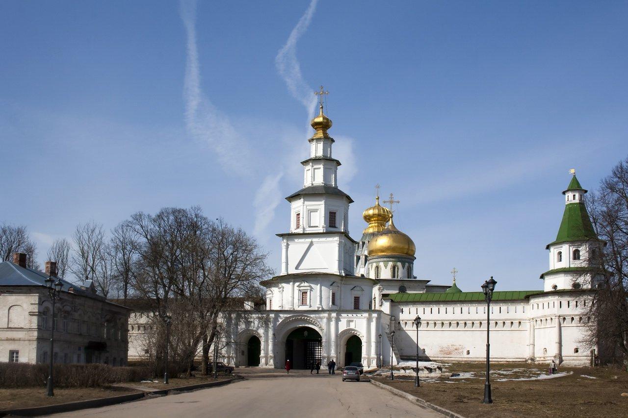 Церковь Входа Господня