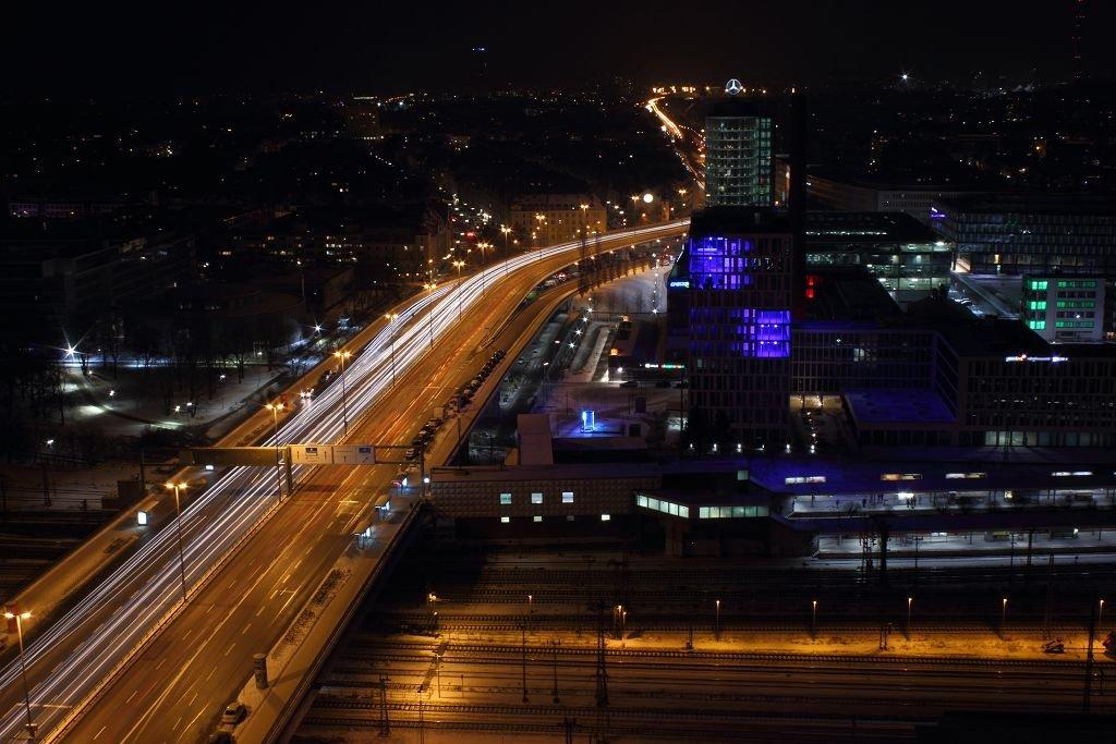 Дорога в Мюнхен