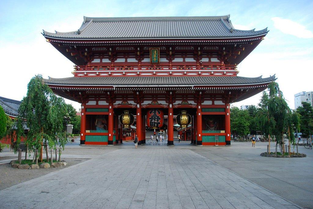 Храм Асакуса