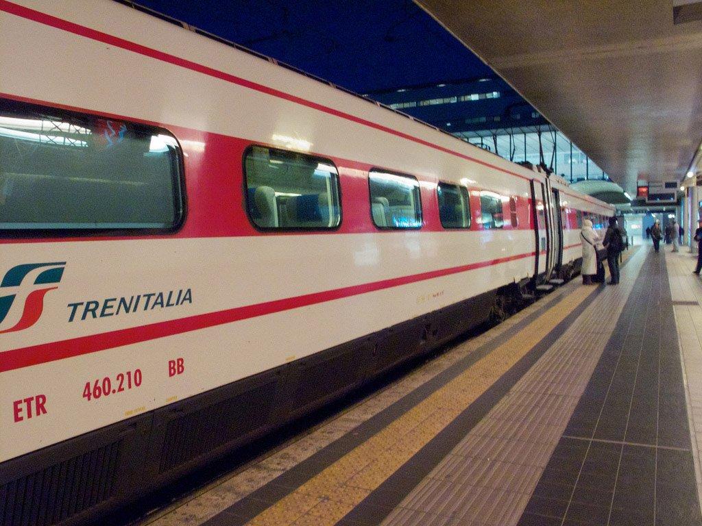 Поезд Трениталия