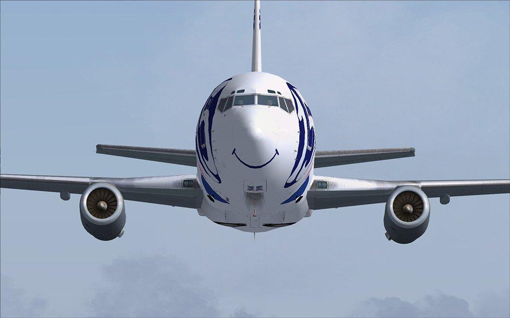 Позитивный самолет