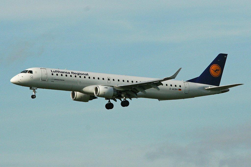 Самолет из Праги