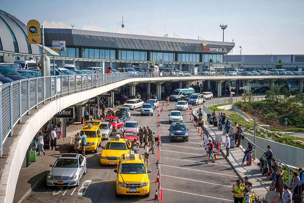 Такси из аэропорта Будапешта
