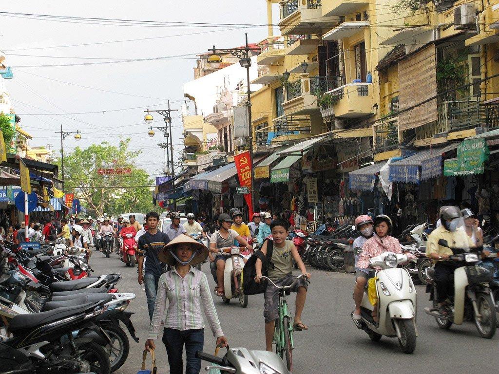 Улица Ханоя