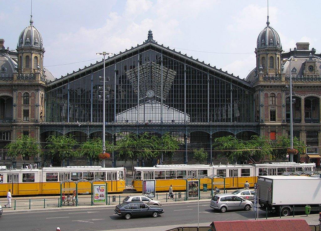 Вокзал Будапешта