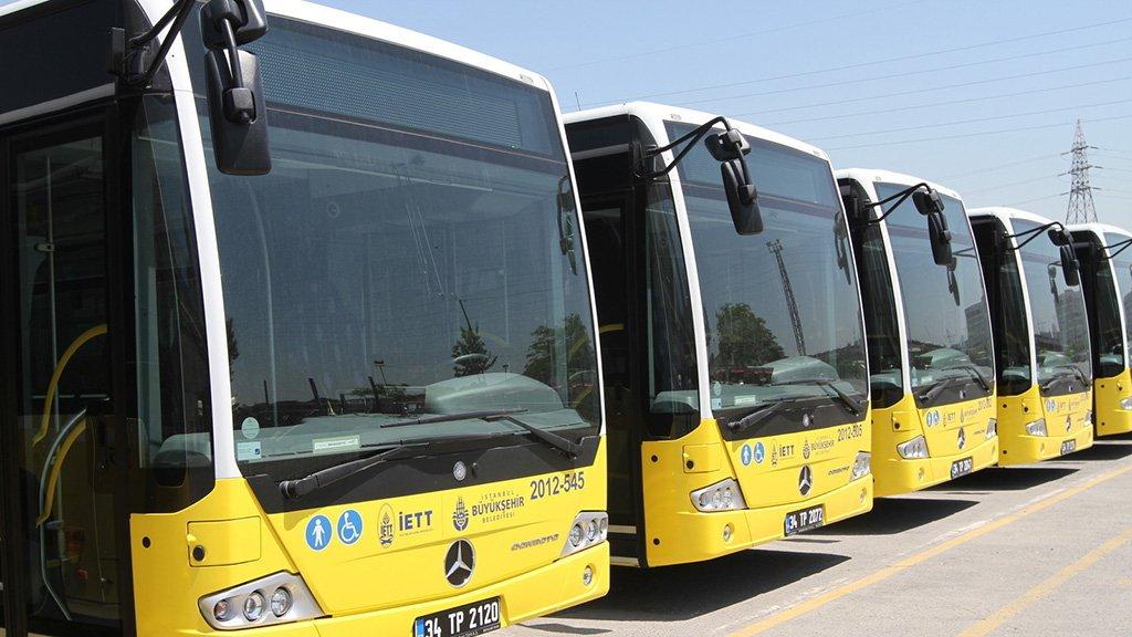 Автобус в Стамбул