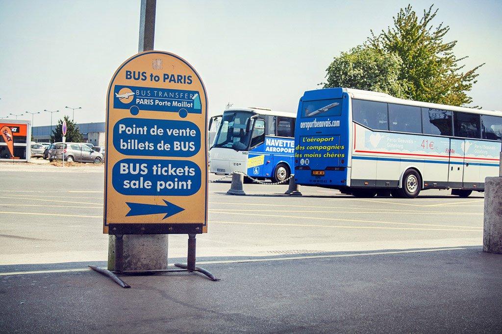 Автобусы и шаттлы
