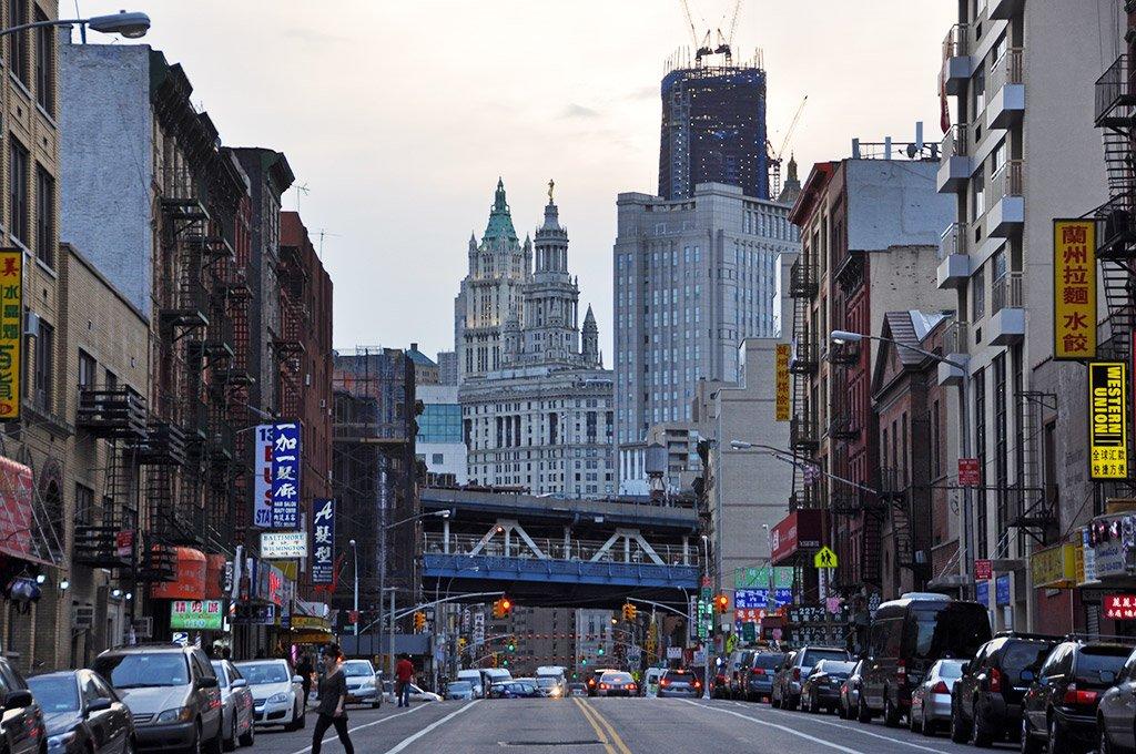 Дома на Манхеттене