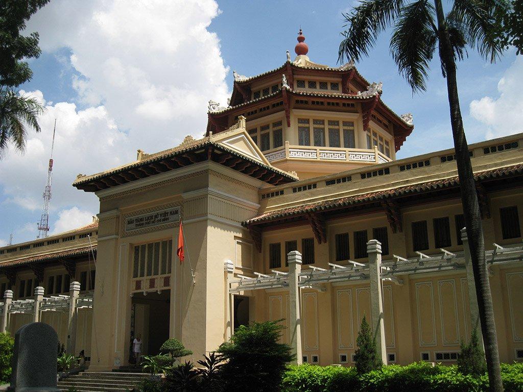 Исторический музей Хошимина