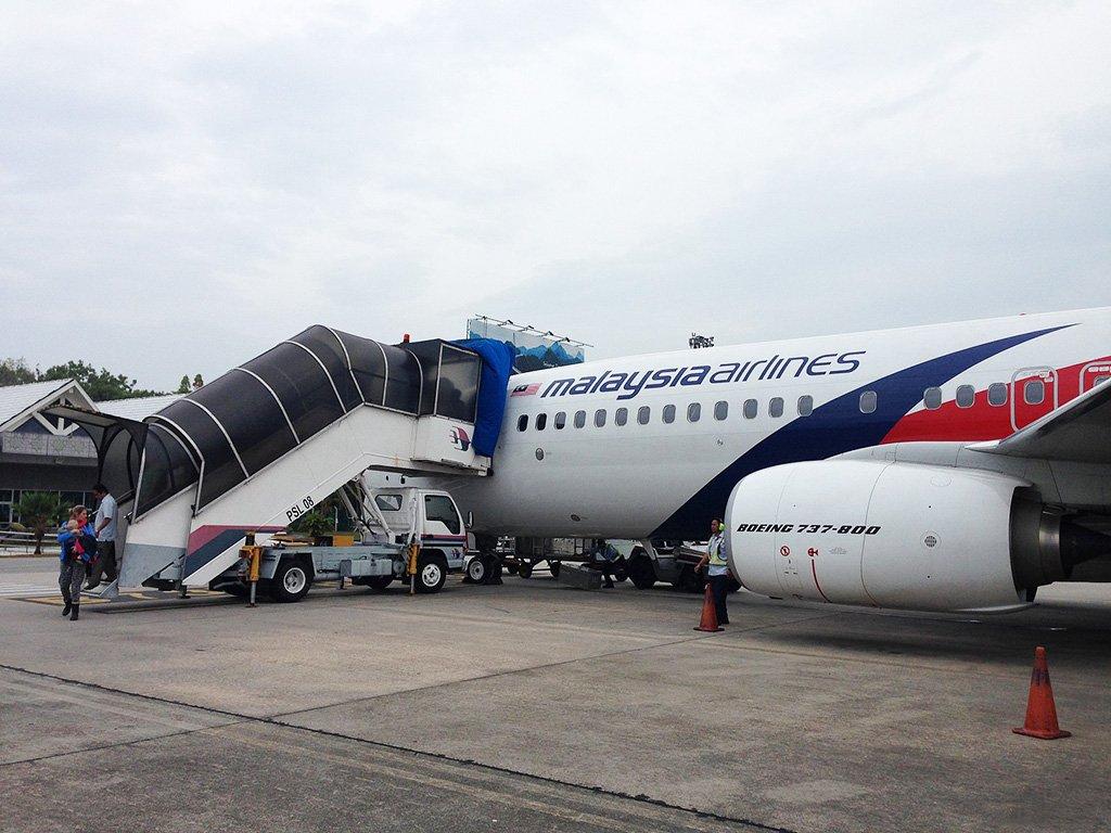 Самолетом в Лангкави