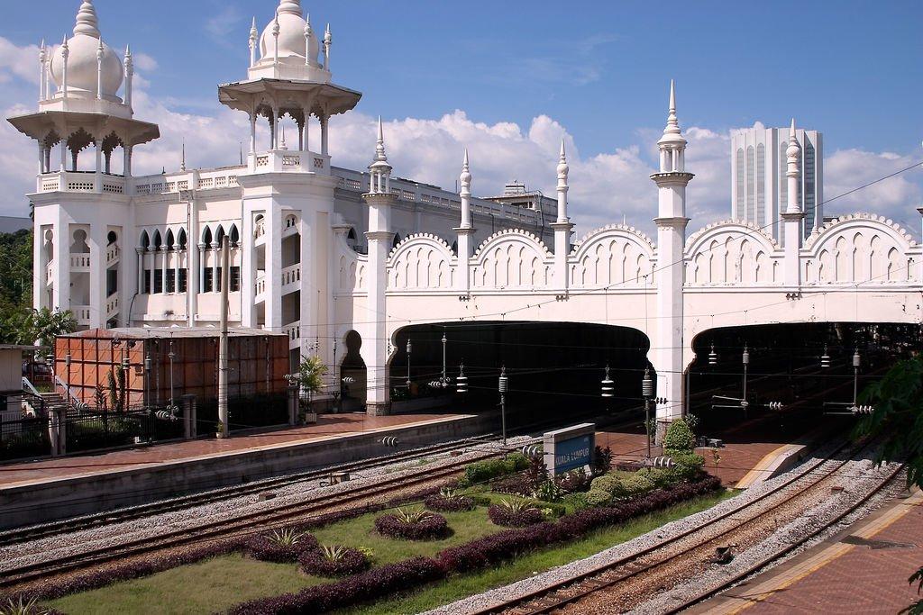 Вокзал Куала Лумпура