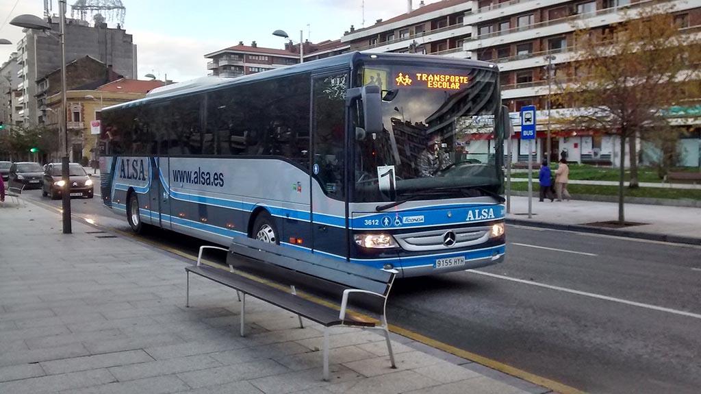 Автобусом из Аликанте