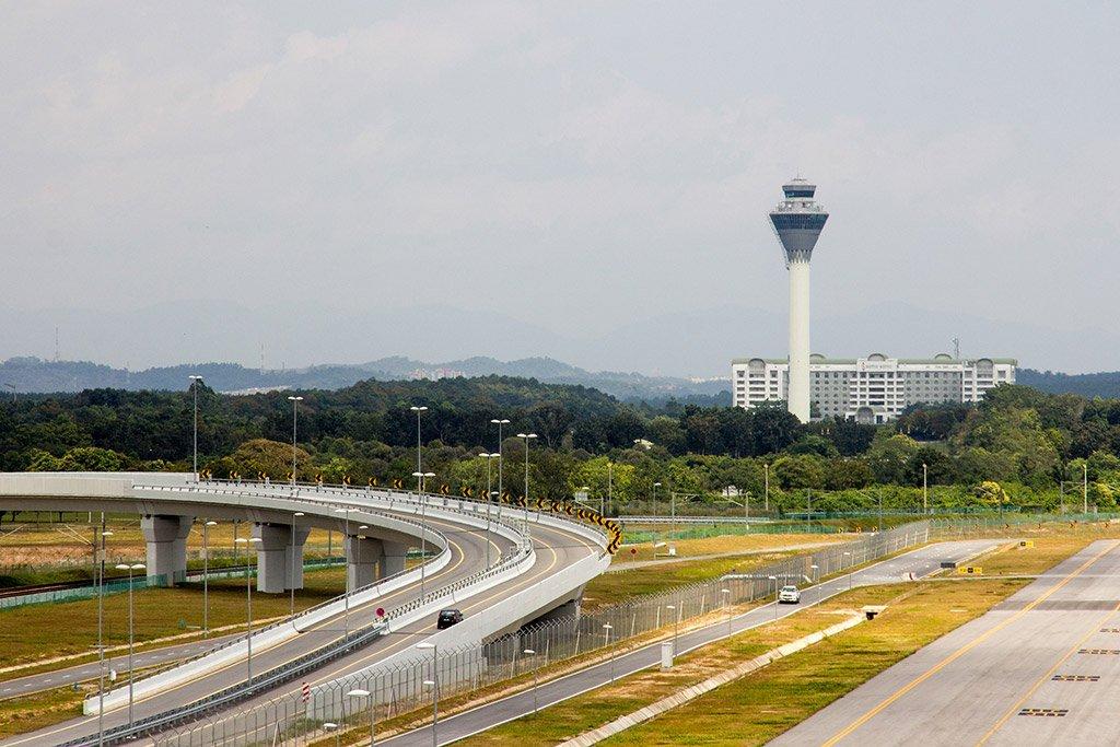 Дорога до Куала-Лумпура