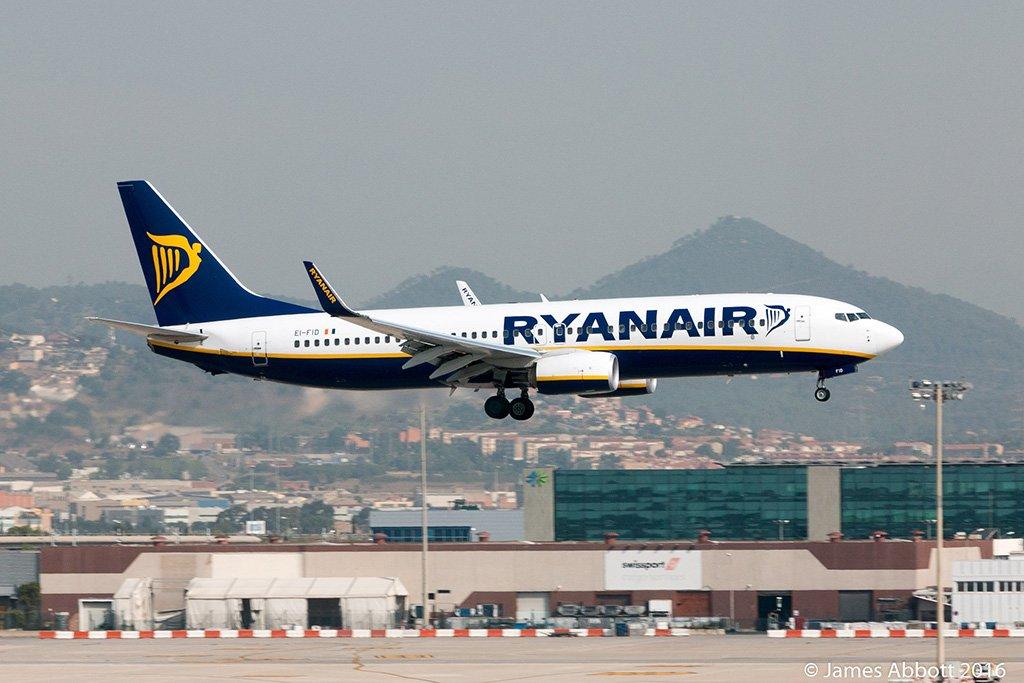 Самолет в Париж