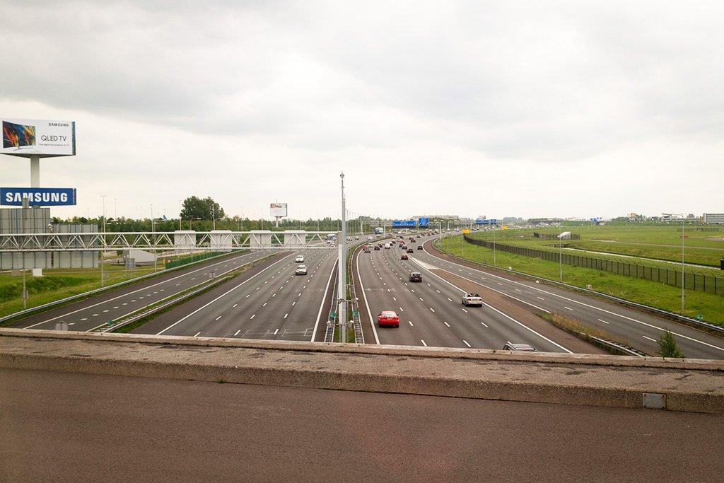 В Амстердам на машине