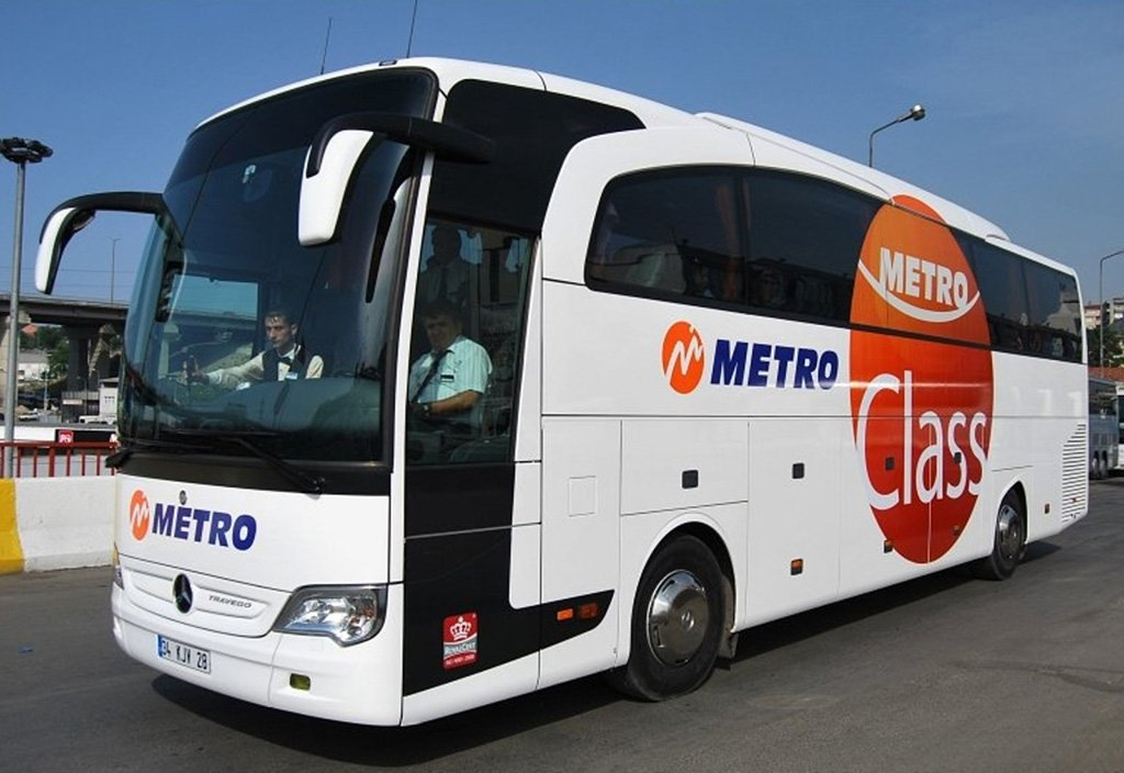 Автобусом из Стамбула