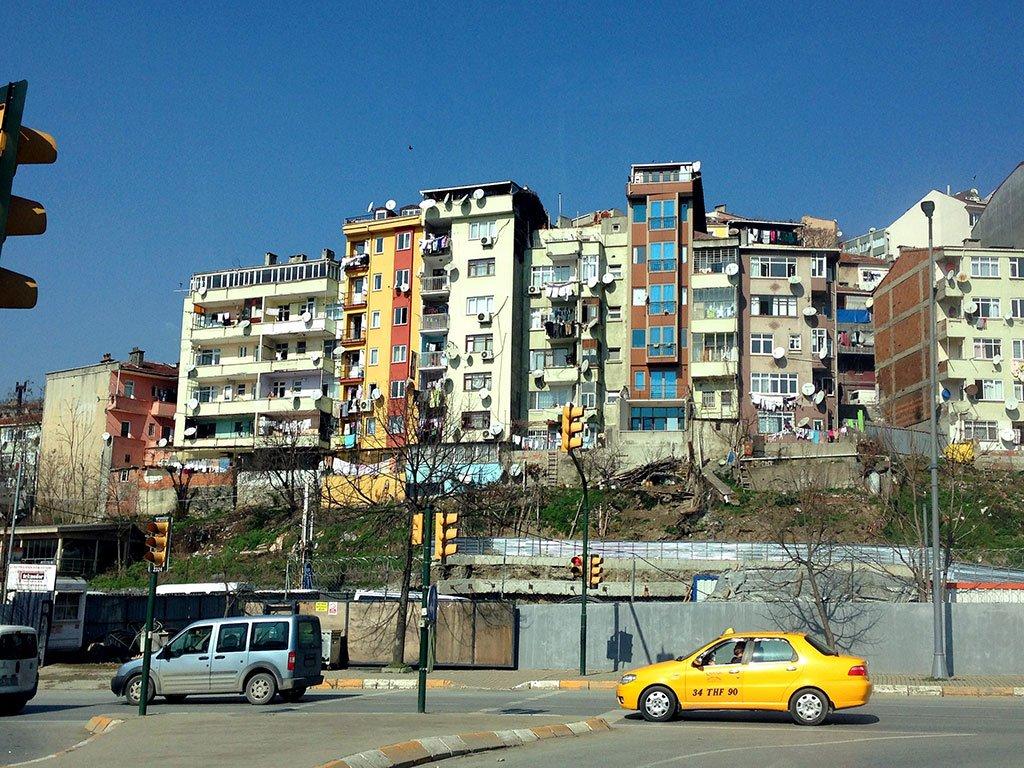 Дорога из Стамбула