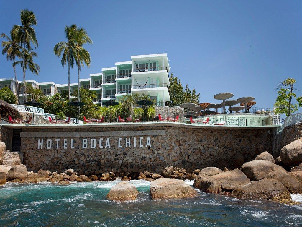 Отель Бока-Чика