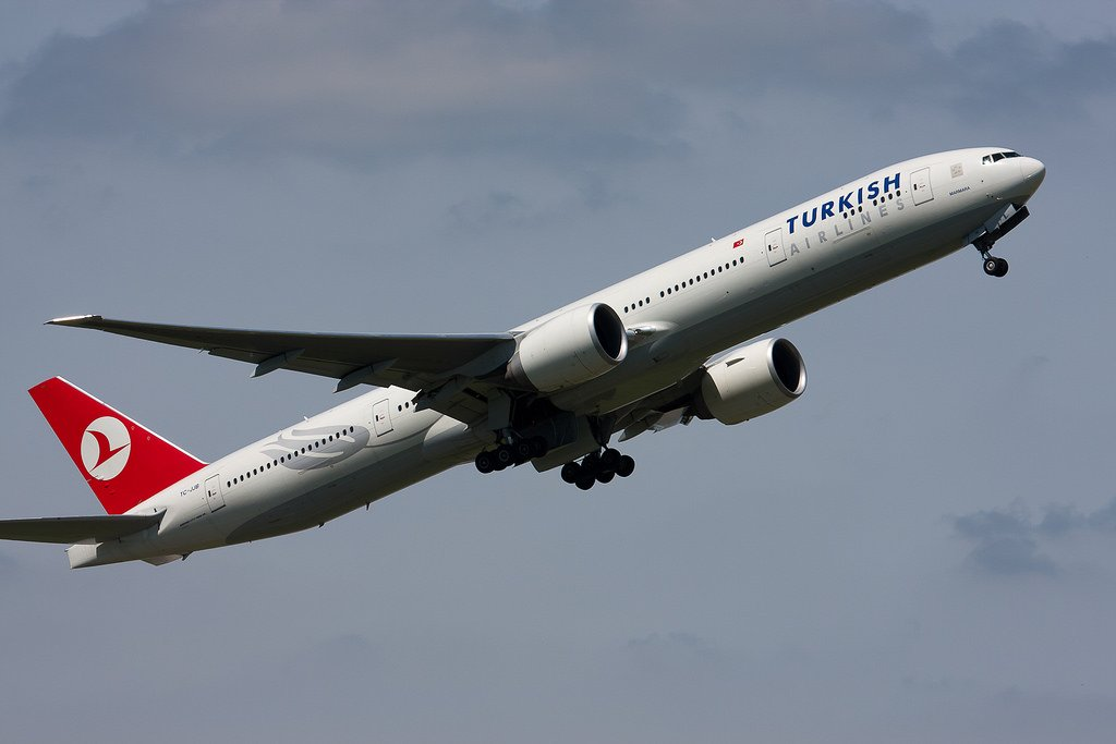 Самолетом в Анталию