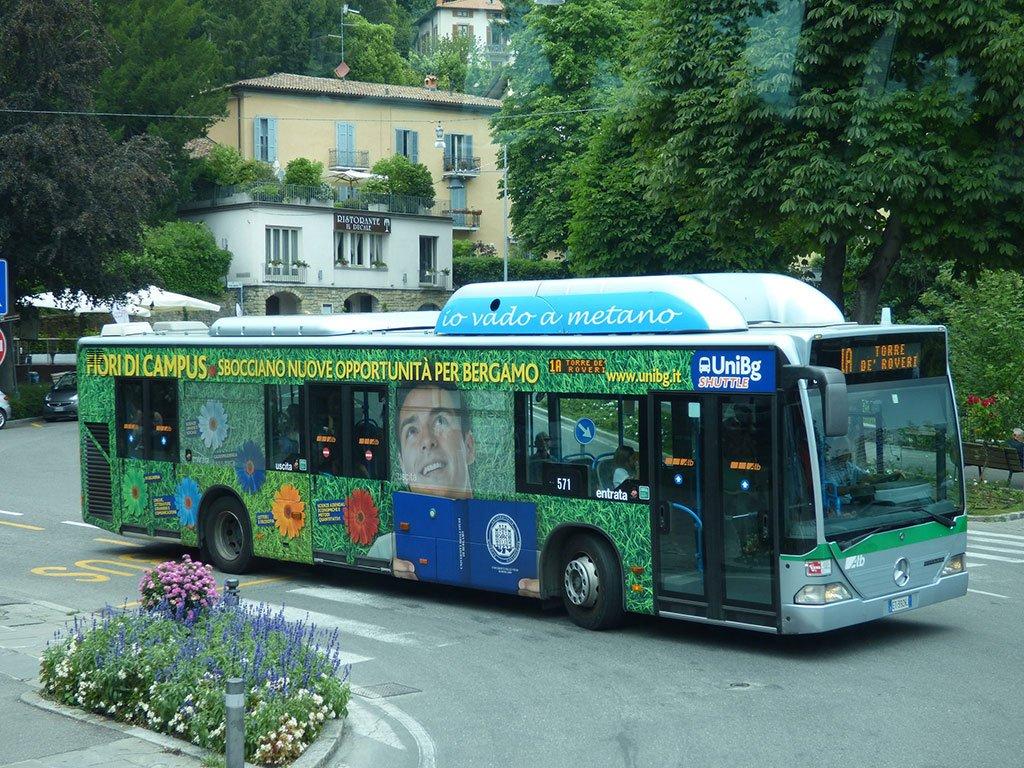 Автобус от аэропорта