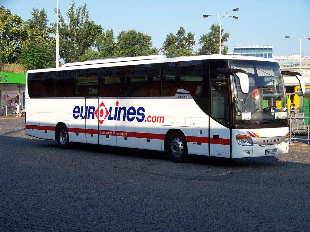 Автобус во Флоренцию