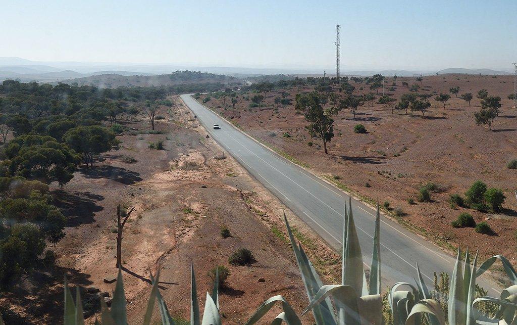 Дорога из Касабланки