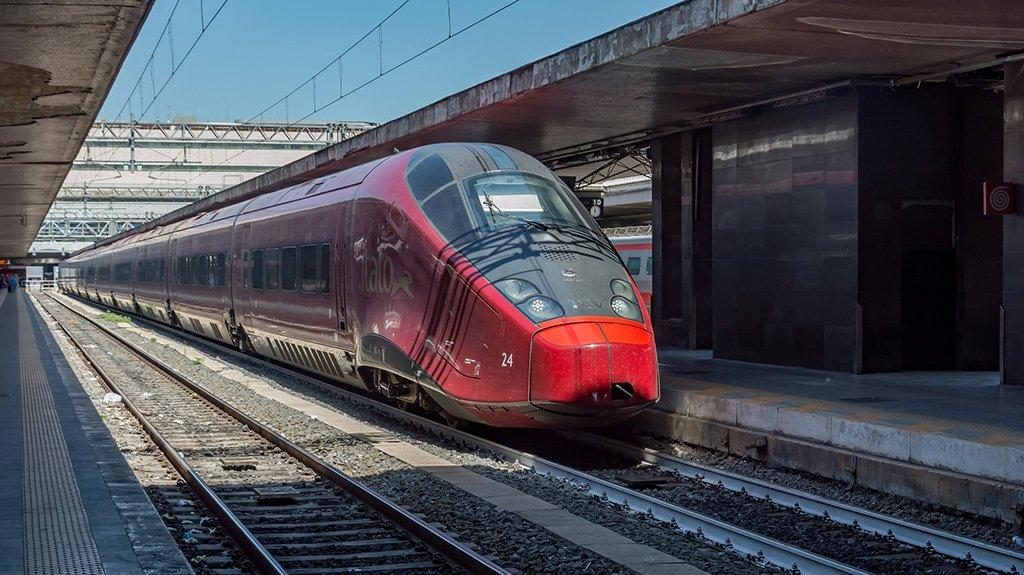 Поезд во Флоренцию