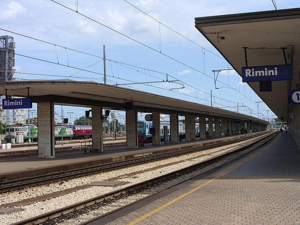 Вокзал Римини